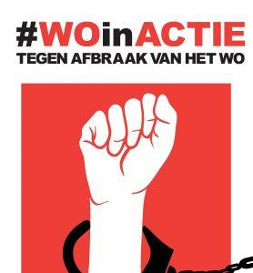 Volg het nieuws van WOinActie!